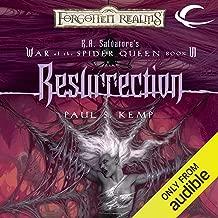 Resurrection: Forgotten Realms: War of the Spider Queen, Book 6