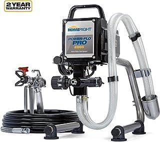 HomeRight Power Flo Pro 2800 C800879 Airless Paint Sprayer Spray Gun, Power Painting for Home