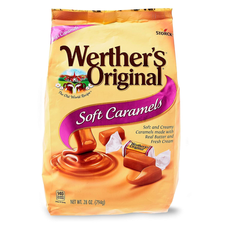 Werther's Original Soft Caramel Candy, 28 Oz Bag