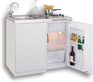 Bekannt Suchergebnis auf Amazon.de für: küche mit spüle herd und kühlschrank HI19