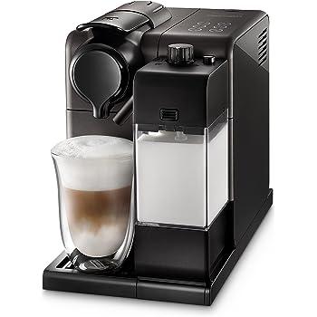 Nespresso Lattissima Touch Original Espresso Machine with Milk Frother by De'Longhi, Black