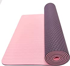 Eco Friendly Non Slip Fitness Exercise Yoga Mat Household and outdoor sports center with tear-proof mesh yoga mat