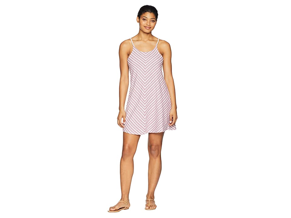 Prana Seacoast Dress (Tyree Purple) Women