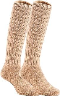 8fd9e5a96fc Lian LifeStyle Unisex Children 2 Pairs Knee High Wool Boot Socks MFS02 3  Sizes 14 Colors