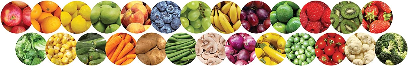 Best bulletin board fruits and vegetables Reviews
