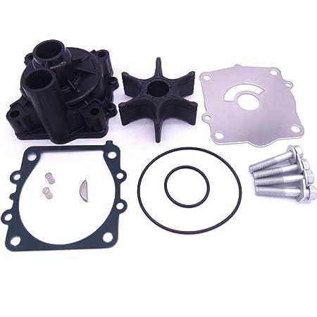 Full Power Plus Water Pump Repair Kit Replacement 6E5-W0078-01 6E5-W0078-A1 6N6-W0078-00 6N6-W0078-02 115//130HP