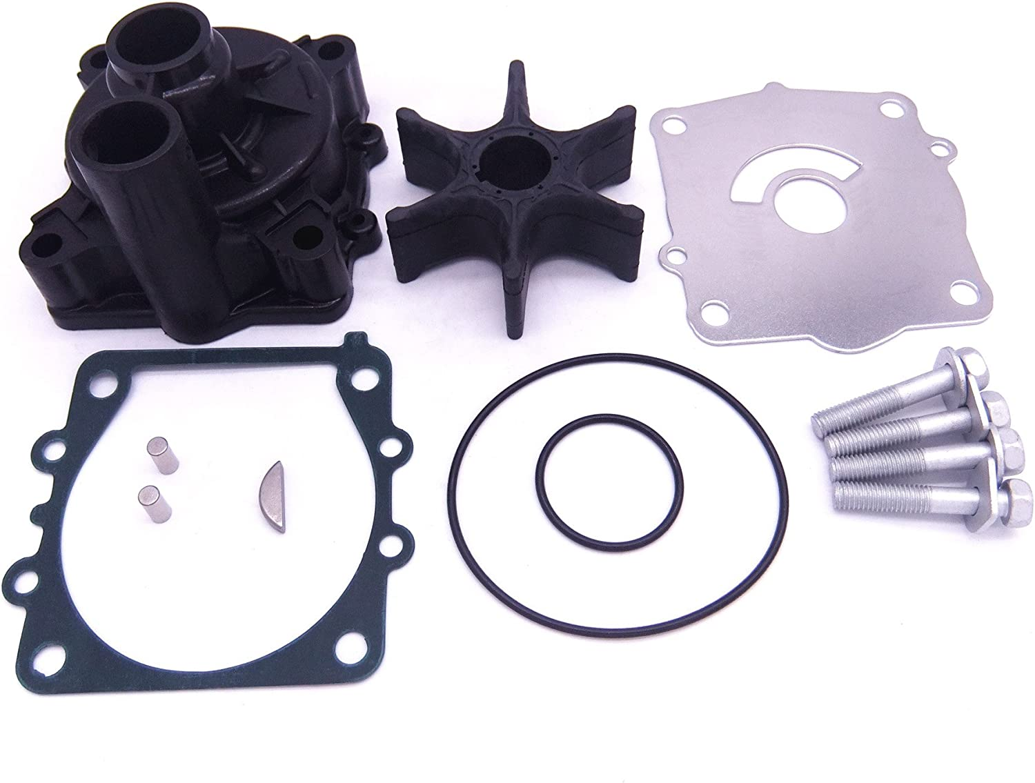 68VW0078 68VW007800 Water Pump Kit For Yamaha 115HP F115 Boat Outboard Motors