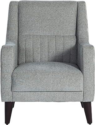 Cool Amazon Com Madison Park Harris Swivel Chair Grey See Below Short Links Chair Design For Home Short Linksinfo