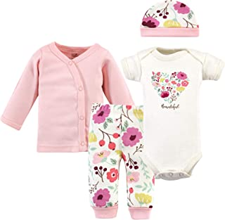 Touched by Nature Unisex Baby Preemie Layette Set