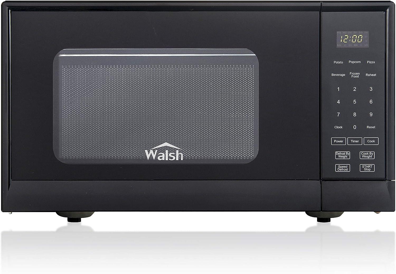 Walsh WSCMSR09BK-09 0.9 Cu. Ft Microwave