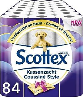 Scottex wc papier - Kussenzacht - 84 rollen - Voordeelverpakking