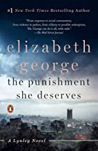 The Punishment She Deserves: A Lynley Novel (Inspector Lynley Book 20)