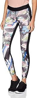 ريبوك بنطال رياضي ليقنز للنساء , مقاس XS , اللون متعدد الالوان