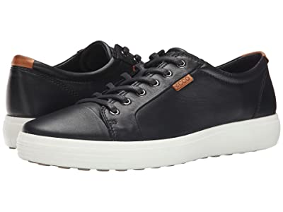 ECCO Soft 7 Sneaker (Black) Men