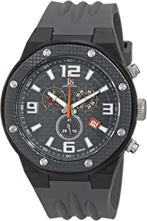 Joshua & Sons Casual Watch Analog Display Swiss Quartz for Men JS62GY