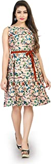Dsk Studio Woman and Girls Western one Pieces Dresses_dfk020