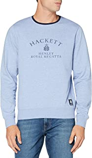 Hackett London Men's Hrr Crew Sweatshirt