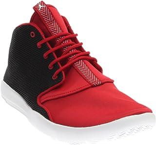 [ナイキ] Nike - Air Jordan Eclipse Chukka BG [並行輸入品] - 881454001 - Color: 赤-黒 - Size: 24.0