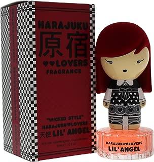 Harajuku Lovers Lil' Angel Wicked Style Eau De Toilette Spray, 1 Fluid Ounce