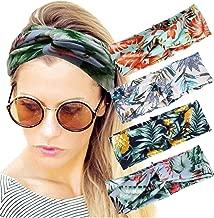 Best colorful elastic headbands Reviews