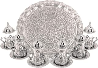 indian brass cups