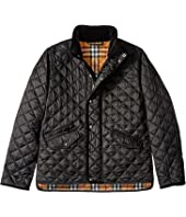 Burberry Kids - Brantley Jacket (Little Kids/Big Kids)