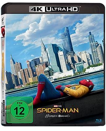 UHD Spider-Man: Homecoming [Blu-Ray] [Import]