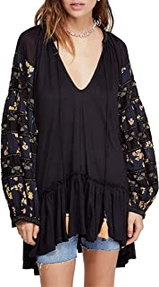 Best free people linen tunic Reviews