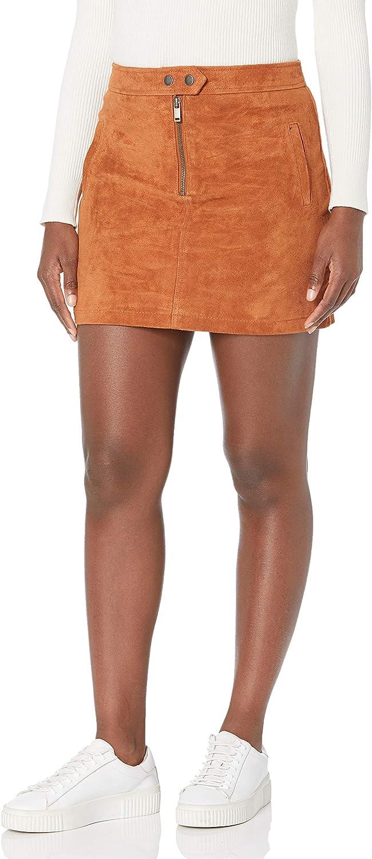 BLANKNYC Womens Ranking TOP12 Real Now on sale Mini Skirt Suede