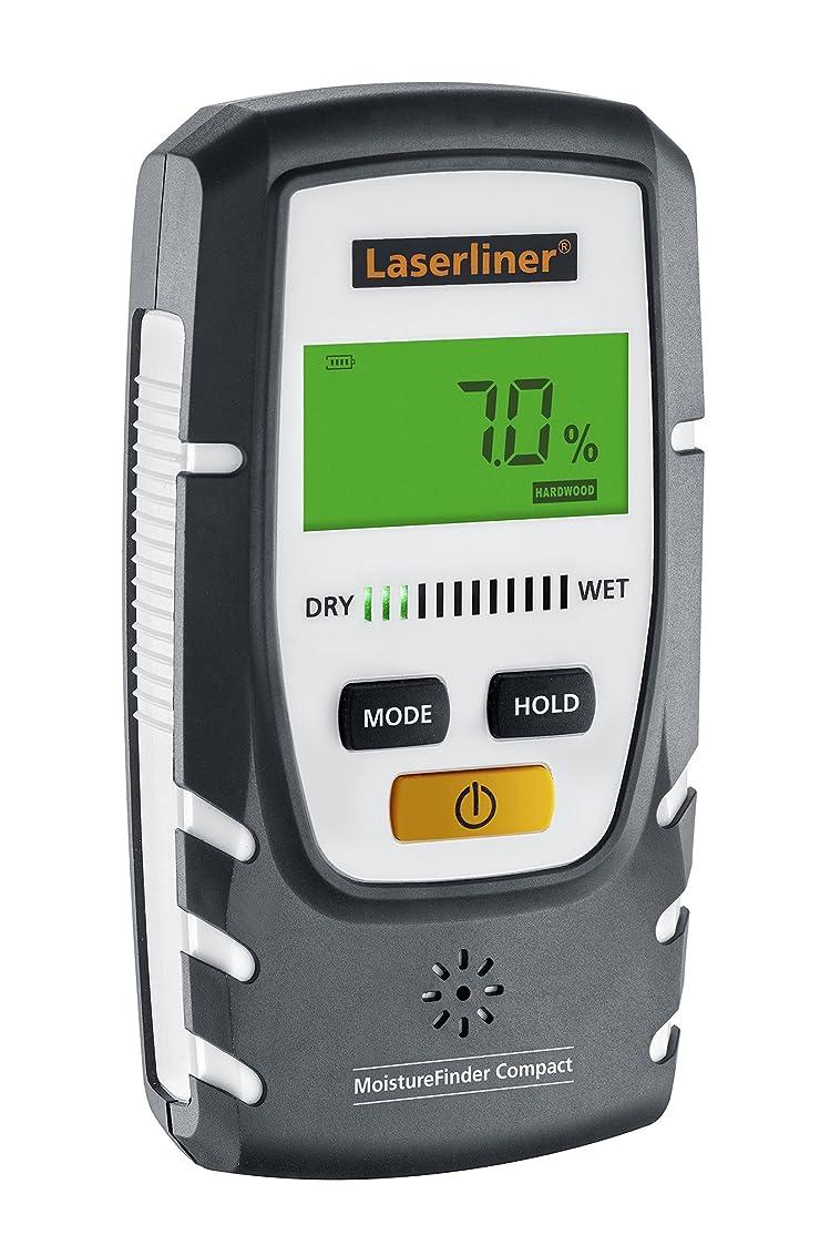 ヶ月目幻想的操作可能Laserliner レーザーライナー 水分計 モイスチャーファインダーコンパクト #082.332A