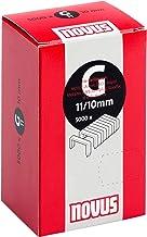 Novus klem G 11 5000 stuks. 10 mm