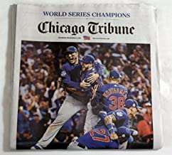 the cubs last world series