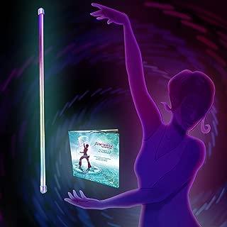 Flow-wand Fundamentals Bundle: Instructional DVD + Flow-wand Levitation Stick