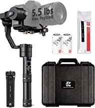 Zhiyun Crane Plus (Official) 3-Axis Handheld Gimbal Stabilizer for DSLR and Mirrorless Cameras