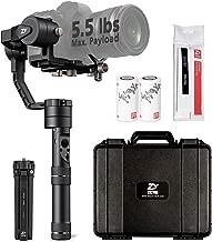 Zhiyun Crane Plus - Estabilizador de mano de 3 ejes para cámaras réflex digitales y sin espejo