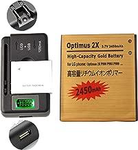 lg x charge led indicator