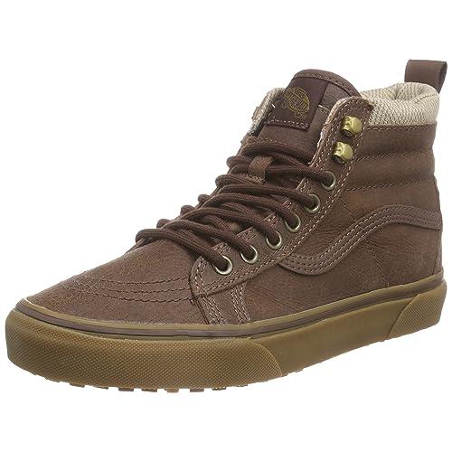 317315761447 VANS Sk8-Hi Unisex Casual High-Top Skate Shoes