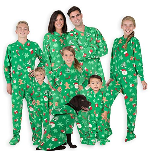 b5fb52651750 Footed PJs for Kids  Amazon.com