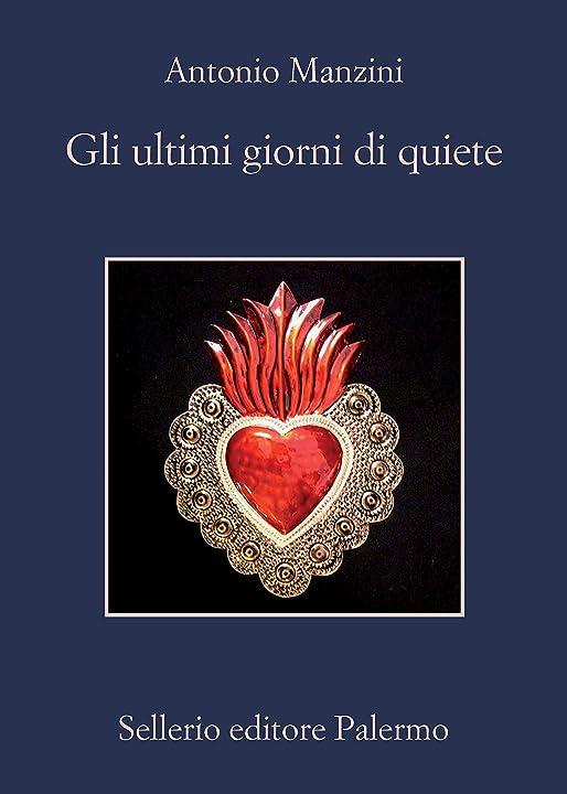 Antonio manzini - gli ultimi giorni di quiete (italiano) copertina flessibile 978-8838941382