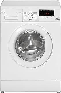 Amica WA 14656 W Waschmaschine FL / A / 175 kWh / Jahr / 1400 UpM / 7 kg / 9240 L / Jahr / Elektronisch mit 16 Haupt-Programmen, übersichtliches LED-Display / 3 Zusatzfunktionen Temperaturwahl, Drehzahlregulierung, Startzeitverzögerung