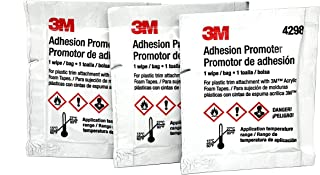 3M 4298 Adhesion Promoter, 3 Sponge Applicators