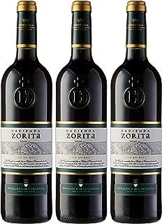 Amazon.es: HACIENDA ZORITA - Vinos / Vinos de España: Vino y Cavas ...