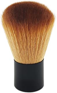 Kabuki Brush for Powder Mineral Foundation Blending Blush Buffing Makeup Brush by JDK