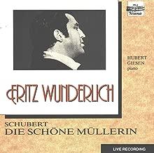 Schubert: Die Schone Mullerin (Luxembourg 1965)