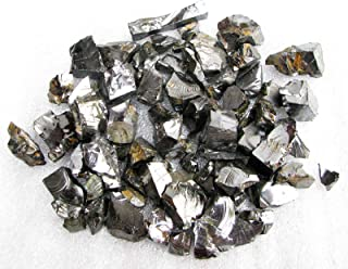Elite Noble Shungite Stones Natural Rough 1/2 lb Healing Clean Water Russia Small