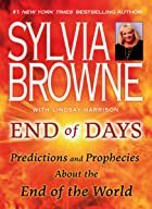 Cover image of End of Days by Sylvia Browne