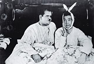Laurel and Hardy Photo Poster from Friends TV show by Cool TV Props