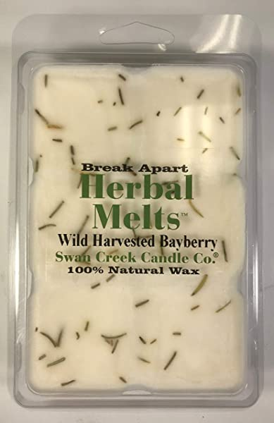Swan Creek Drizzle Melt Wild Harvested Bayberry