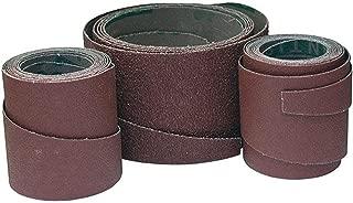 SuperMax 220 Grit Pre-Cut Abrasive Wraps for 19-38 Sanders, 3 Pack