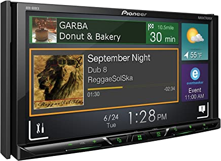 Pioneer AVH-600EX in-Dash Receiver DVD Receiver w/ 7